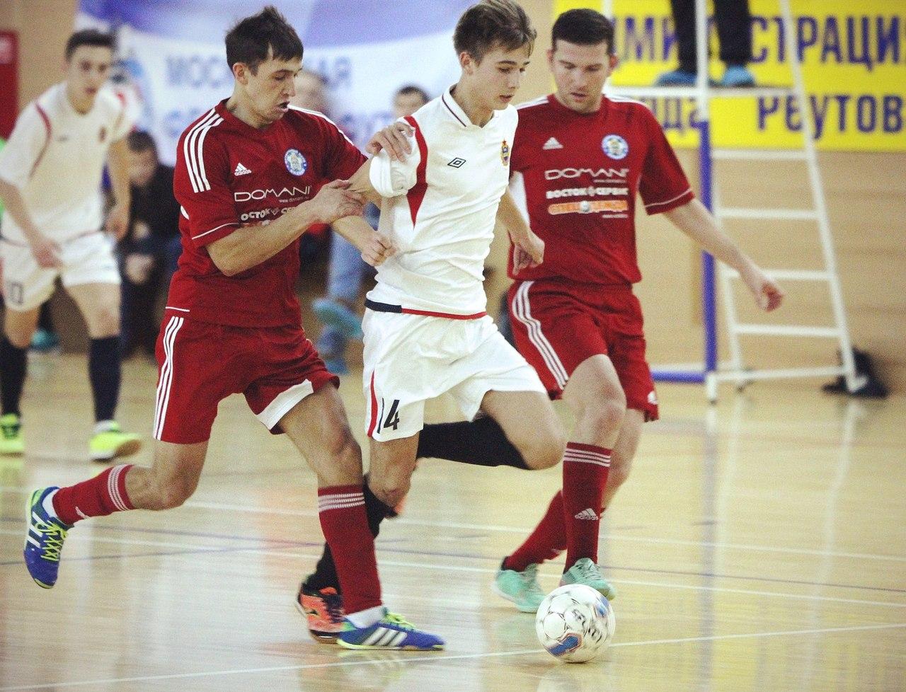 Мини-футбол. Открытый Чемпионат Москвы. Обзор третьего тура