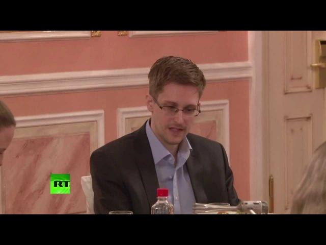 Едвард Сноуден про те, що є проблемою