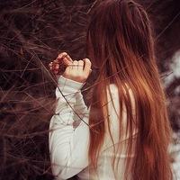 Фото на аву коричневые волосы девушка