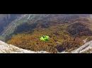 Wingsuiting Sass Pordoi, Italy Vuardes, France