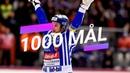 David Karlsson Villa/Lidköping historisk – gjorde sitt 1000:e mål