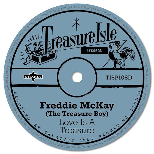 Freddie McKay альбом Love is a Treasure