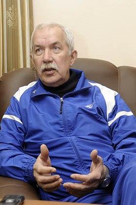 В Таганроге скончался заслуженный тренер России по плаванию Аркадий Вятчанин-старший