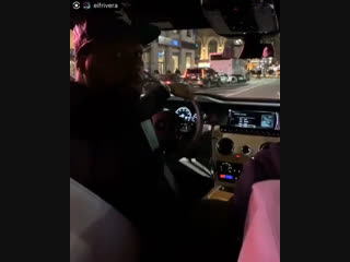 New uber level - driver 50 cent