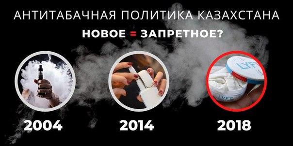 Антитабачная политика Казахстана не задает вектор борьбы с курением, а лишь фикс...