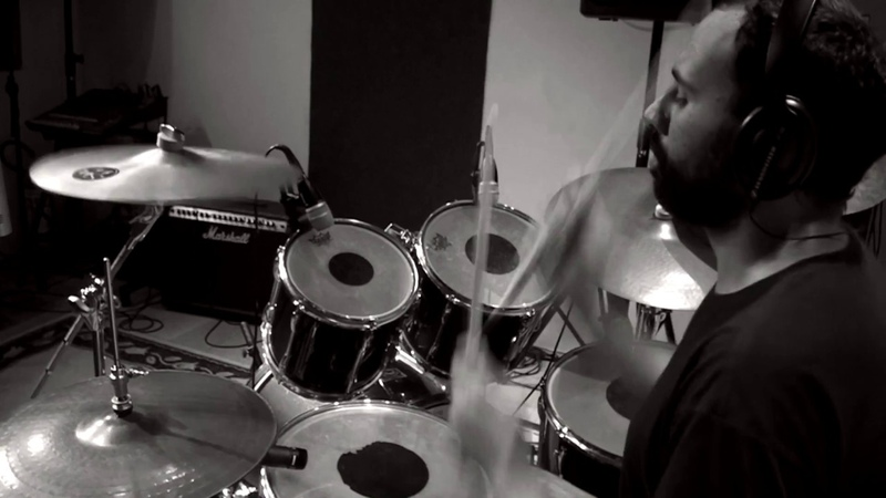 Mother Russia Iron Maiden Drum Cover