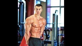 M.Heede young shredded bodybuilder | by insane bodybuilders