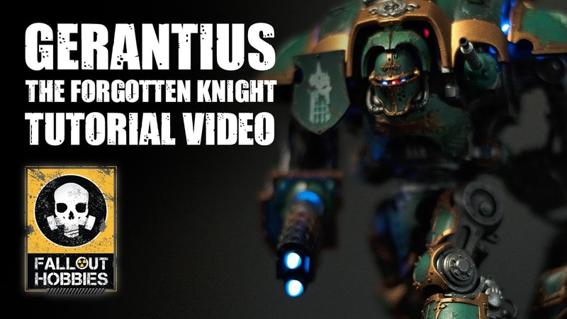 Gerantius The Forgotten Knight