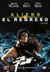 Aliens (El regreso) (1986)  - Latino