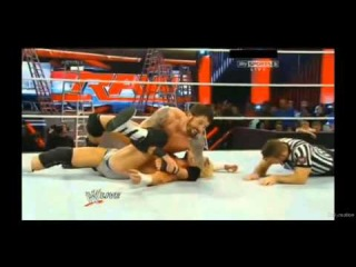 Bad News Barrett vs Dolph Ziggler IC Title Match WWE RAW 6/23/14 FULL MATCH