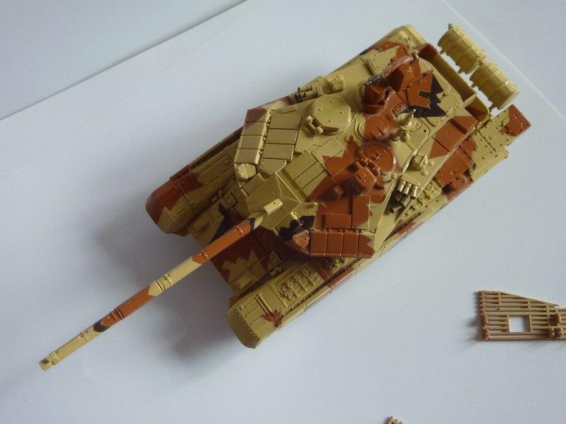 Т-90МС от моделколлект.