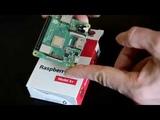 Raspberry Pi 3 A+ Первый запуск и тест производительности.