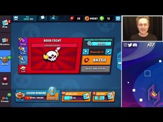 [Rey - Brawl Stars] THE BEST BOSS FIGHT CHALLENGE V2! + Going All In Ticket Gamble! - Boss Fight Gameplay! - Brawl Stars