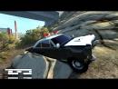 [AnTOnY GAMER] Полицейские будни в Beamng Drive - Спасение агента ФБР. Нашли секретную тачку в Beamng Drive