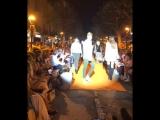 Показ мод в Салоу, 22 сентября