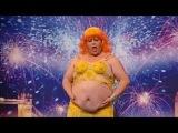Peter Coghlan aka Mamma Trish - Britains Got Talent 2009 - Cardiff