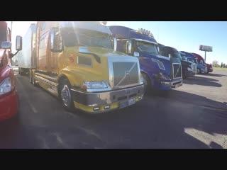 Дальнобой США. Обзор траков славянских дальнобойщиков в США. Уникальные фуры.
