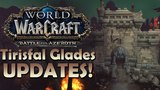 Changes to Tirisfal GladesUndercity after the Battle for Lordaeron Battle for Azeroth