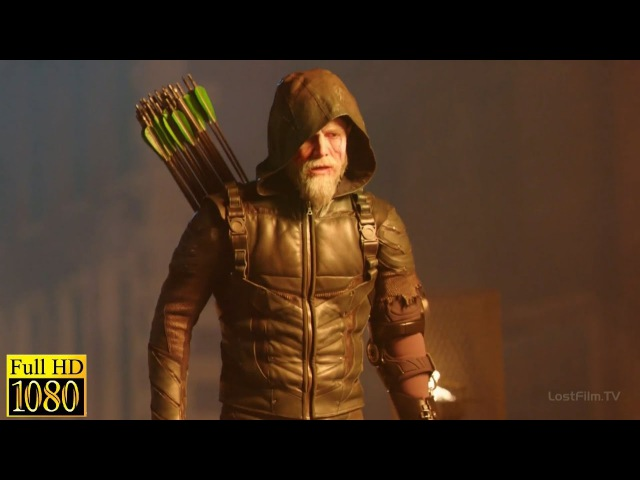 Легенды и две Зелёных стрелы 2046 против Гранта Уилсона и его последователей