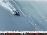 Путин покатался на горных лыжах
