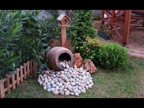 🔴 Landscaping design 50 ideas for the garden, backyard, patio!