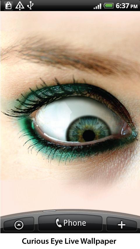 Curious Eye для Андроид