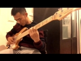 MAY PATCHARAPONG - EXPLORER T SQUARE (Sire V7 Marcus Miller 5 String)