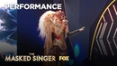 The Lion Performs Feeling Good | Season 1 Ep. 3 | THE MASKED SINGER