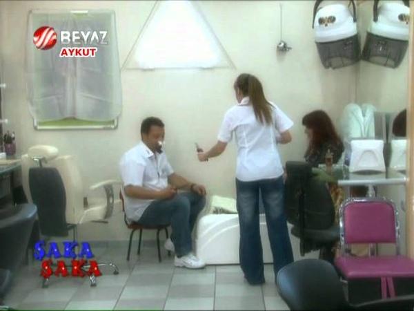 Mustafa Karadeniz Saka Saka - Manikür Pedikür