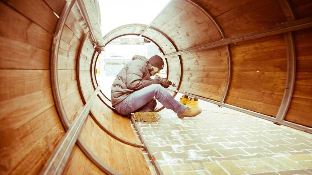 Барометр настроения в стиле стимпанк появился в Екатеринбурге (Фото 8)