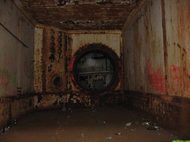 Заброшенная Крымская атомная электростанция