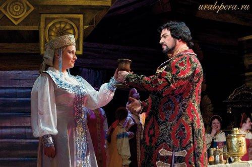 Царская невеста фильм-опера 1964г реж владимир
