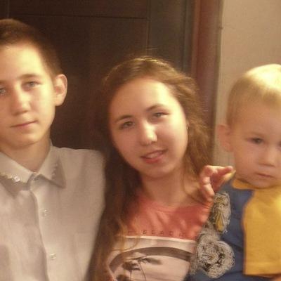 Лена Мурзакова, 8 декабря 1994, Саратов, id117558003