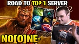 NOONE- ROAD TO TOP 1 SERVER - Just Few More Games