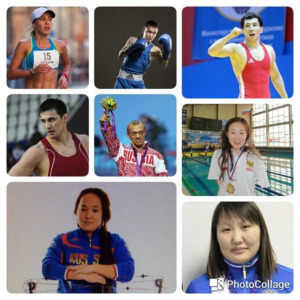 Восемь якутян примут участие в Олимпийских играх в Рио