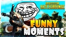 PUBG FUNNY MOMENTS (Shroud) PlayerUnknown's Battlegrounds! 1