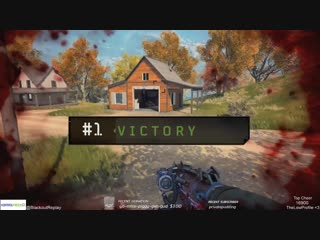 I'm Just Here To Give Content. Black Ops 4
