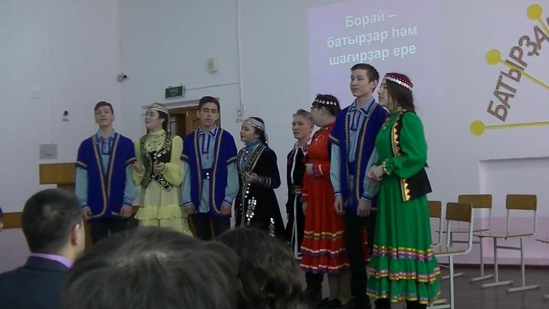 Зональ семинарҙан күренеш Борай-батырҙар һәм шағирҙар ере