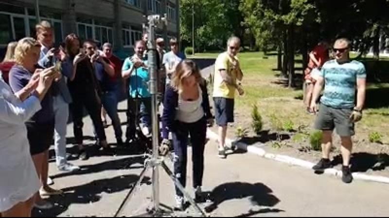 Начало съёмок фильма Сердечных дел мастера.