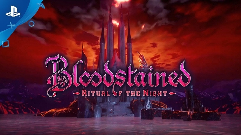 Bloodstained: Ritual of the Night – Story Trailer | PS4