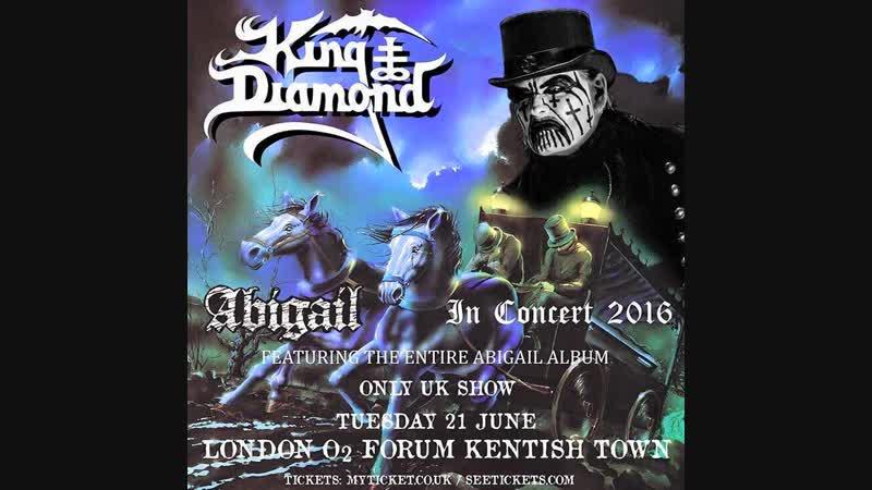 King Diamond - 2016 - In Concert (Full Show) 21_06_16