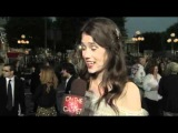 Astrid Berges-Frisbey talks about scary mermaids at 'Pirates' premiere - 05 23 2011