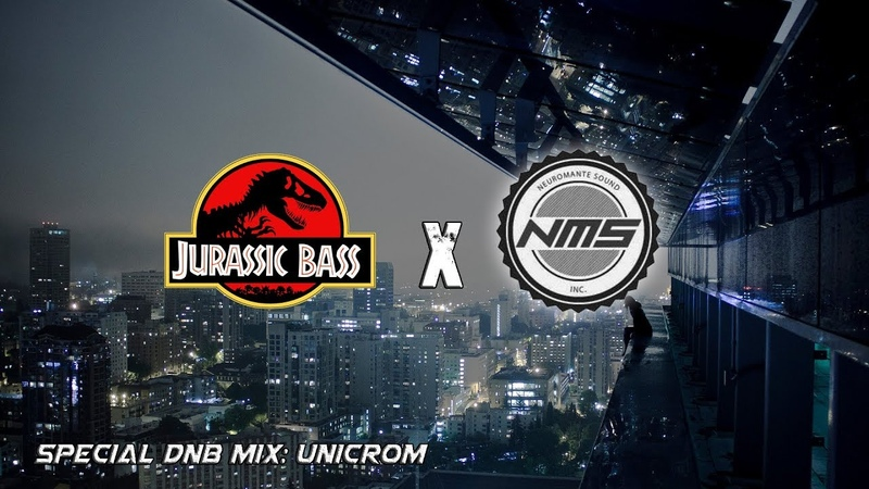 JurassicBass X NeuromanteSound [Mix 001 Unicrom DnB Minimix]