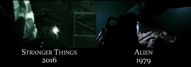 80s Movie References in Stranger Things coub