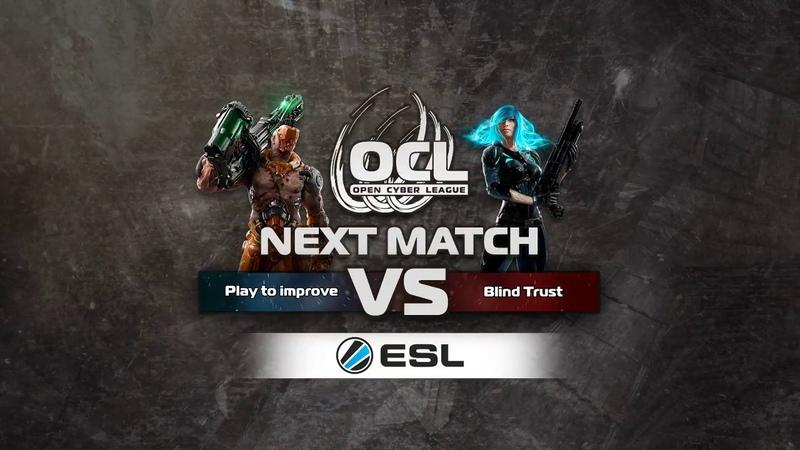 Blind Trust (Toxjq, clawz) vs play to improve (Busdriverx, lithz). Go4QC. Quake Champions