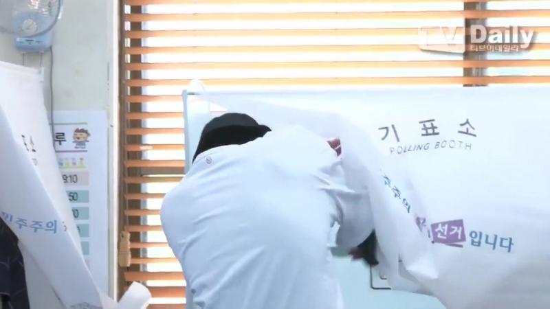180613 蘇志燮 So Ji Sub @ The Seventh National Simultaneous local Elections