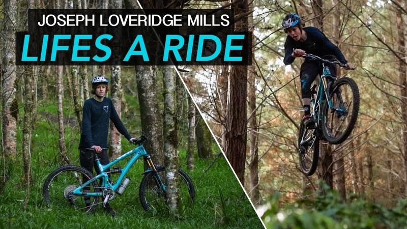 Joseph Loveridge Mills | LIFES A RIDE