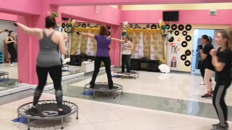 INTERVAL Training с Чукоминой Анастасией 💪 21 01 2019