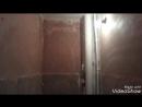 Отделка ванной комнаты туалета плиткой До и после ремонта