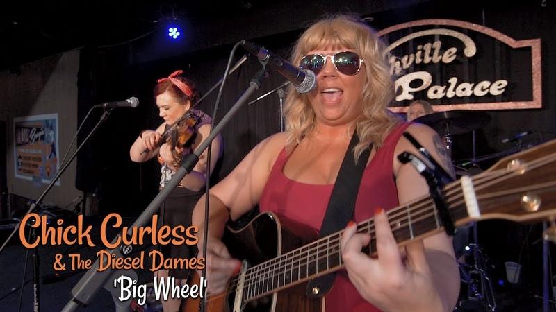 Big Wheel CHICK CURLESS THE DIESEL DAMES (Nashville Boogie) BOPFLIX sessions